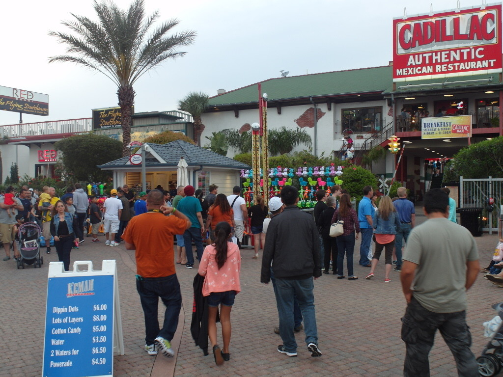 Kemah Boardwalk Houston