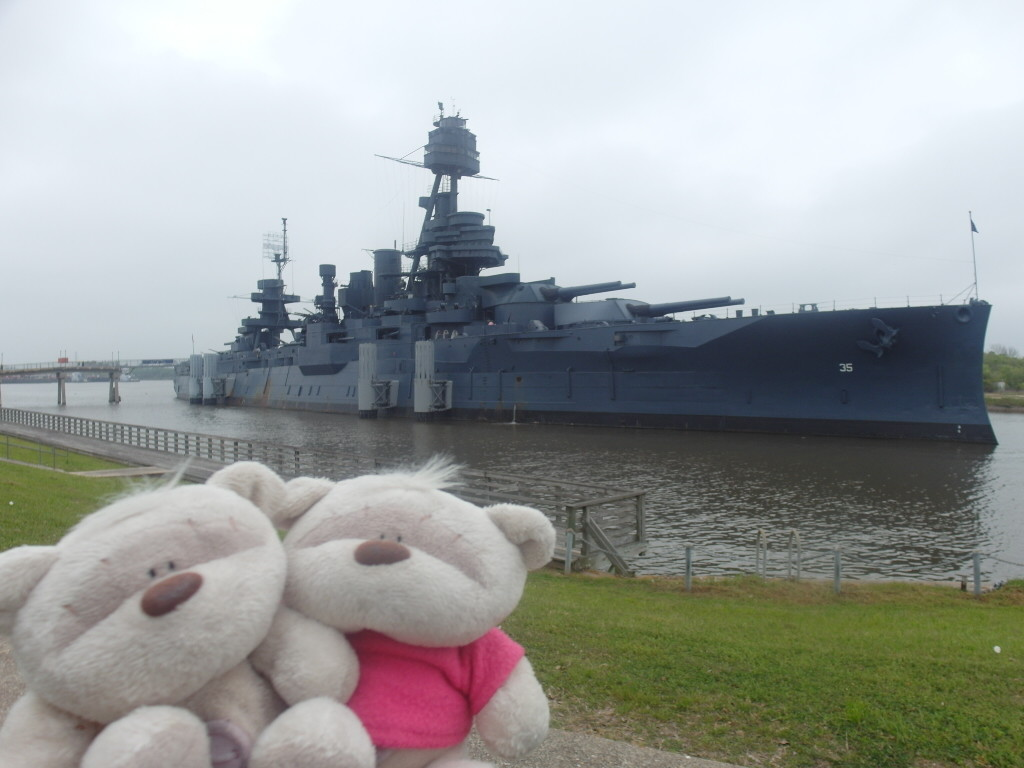 USS Texas Houston 2bearbear
