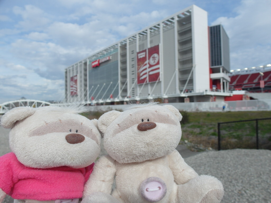 Bears excited to enter the Levi's Stadium