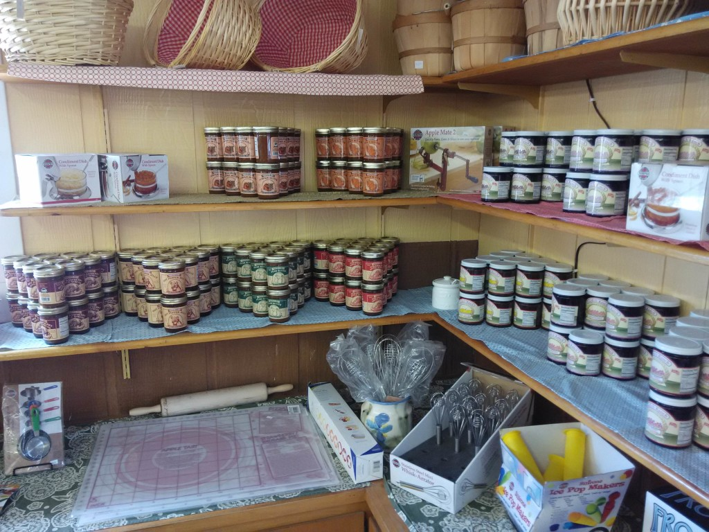 Assorted Jams from Gizdich Ranch