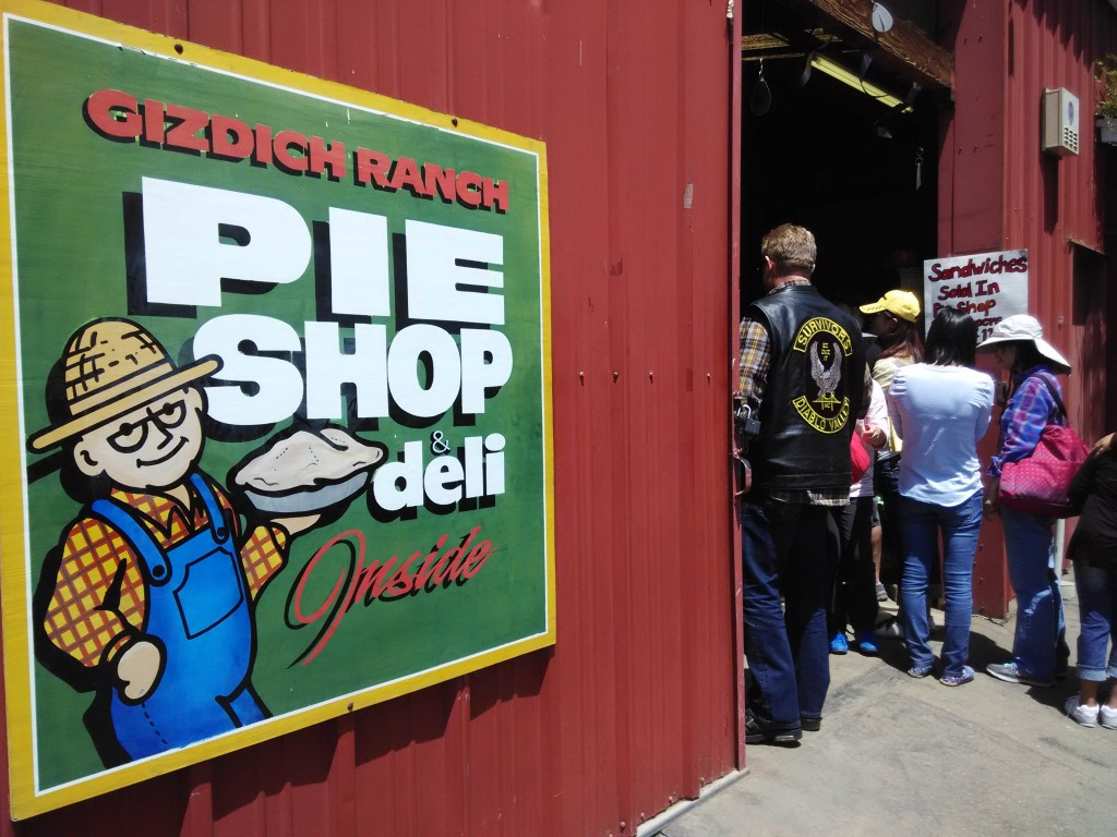 Gizdich Ranch Pie Shop Deli