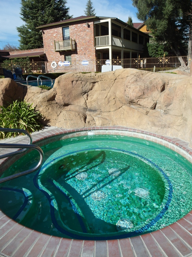 Hot Tub Paso Robles Inn
