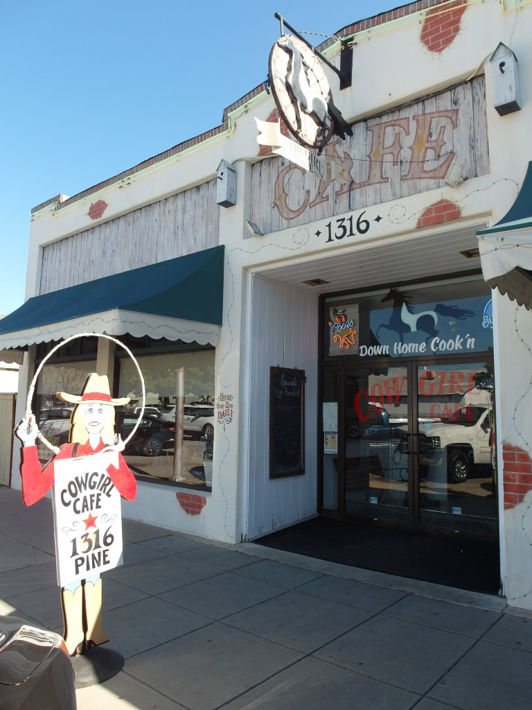 Cowgirl Cafe Paso Robles