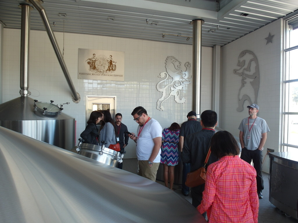 Firestone Walker Brewing Company Tour