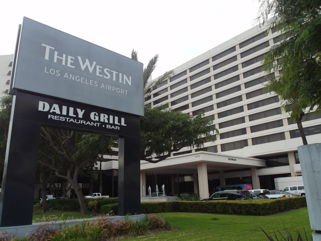 Westin Los Angeles Airport Hotel Phone Number