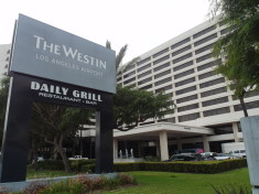 The Westin Los Angeles Airport Hotel Review
