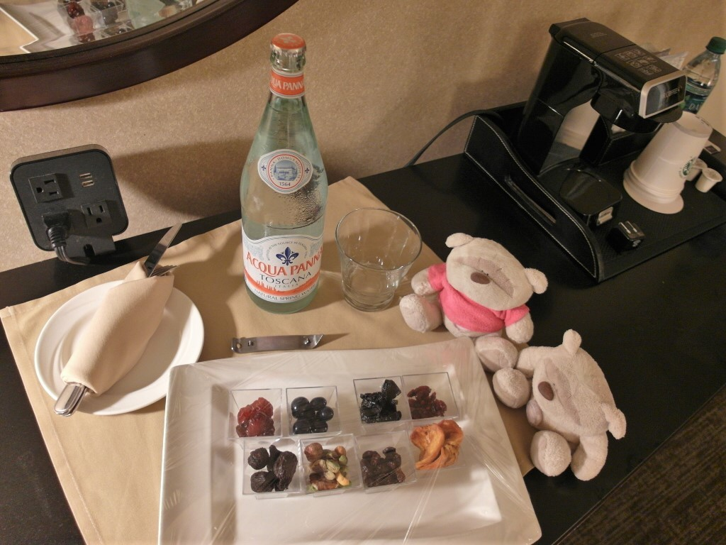 Welcome Treats The Westin Los Angeles Airport Hotel Review