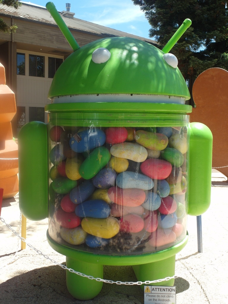 Google Android Jelly Bean