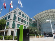 Apple HQ 1 Infinite Loop Cupertino