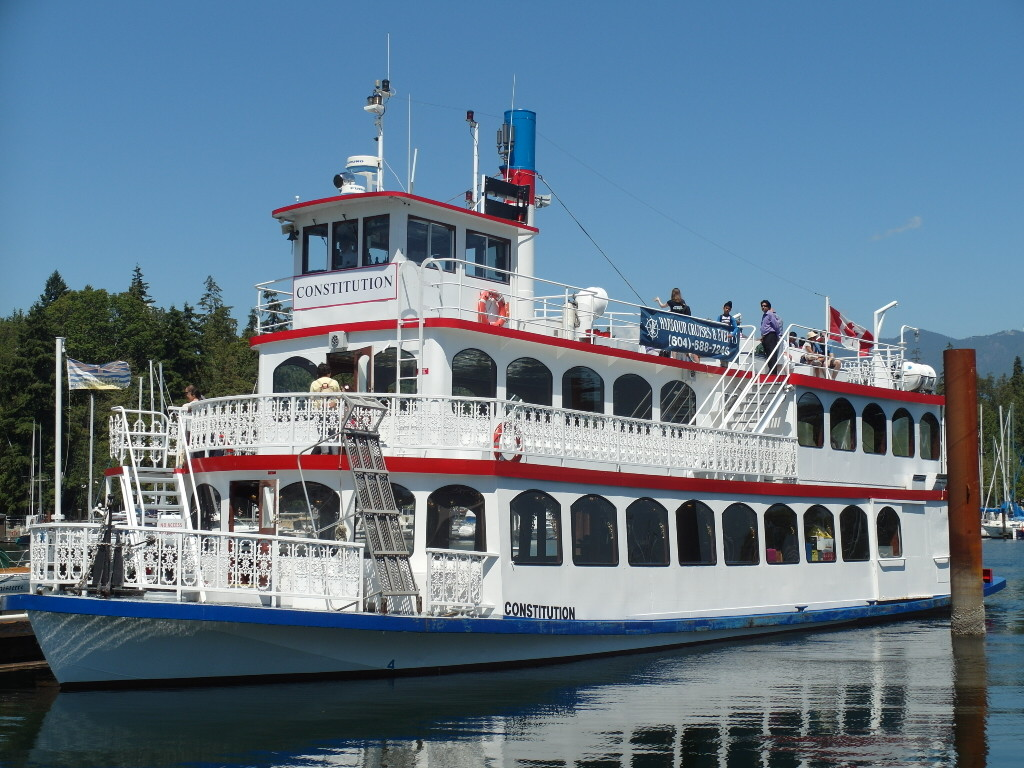 Vancouver Harbour Cruises