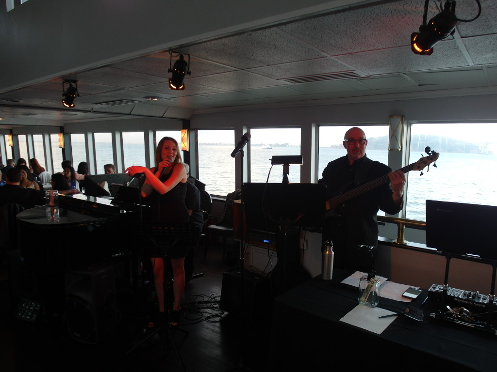 Hornblower Trio California Hornblower San Francisco Bay Sunset Dinner Harbour Cruise