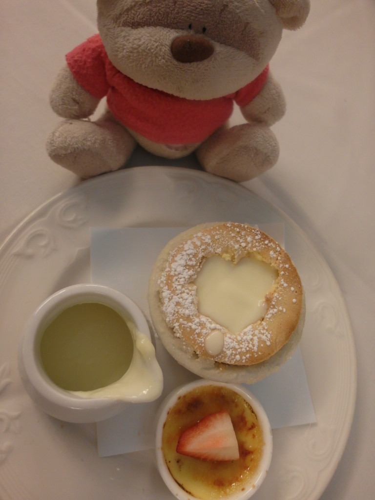 Creme Brulee, Souffle
