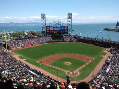 Great seats at AT&T Park San Francisco Giants