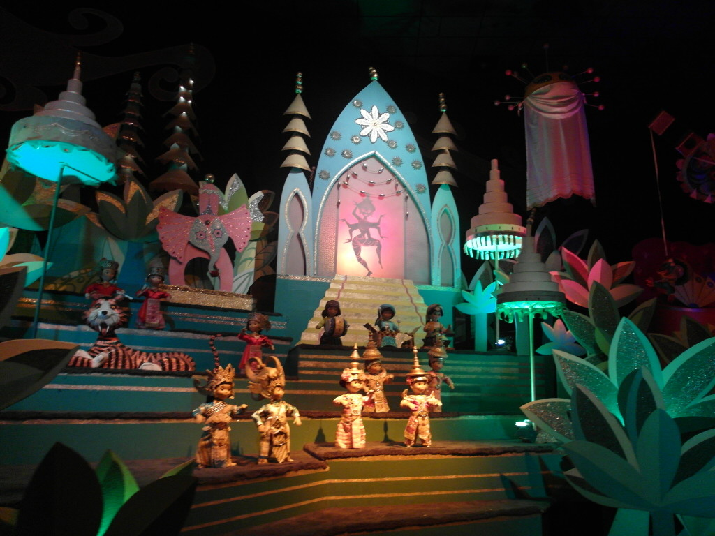 It's a Small World Disneyland Anaheim