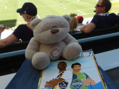LA Galaxy vs Seattle Sounders