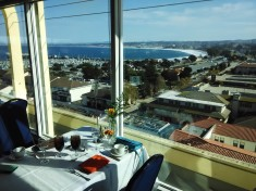 Ferrante's Bay View Dining Room Monterey Marriott
