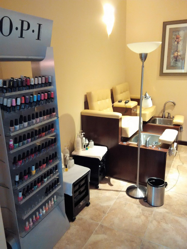 Manicure & Pedicure @ Reflections Spa Lake Buena Vista Resort