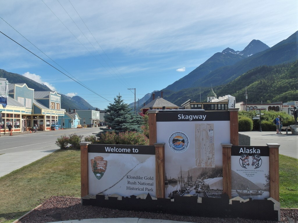 Welcome to Skagway Alaska