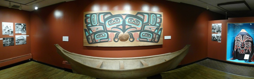 Panoramic View in Totem Heritage Center