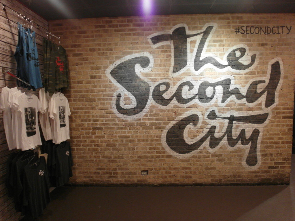 The Second City Chicago