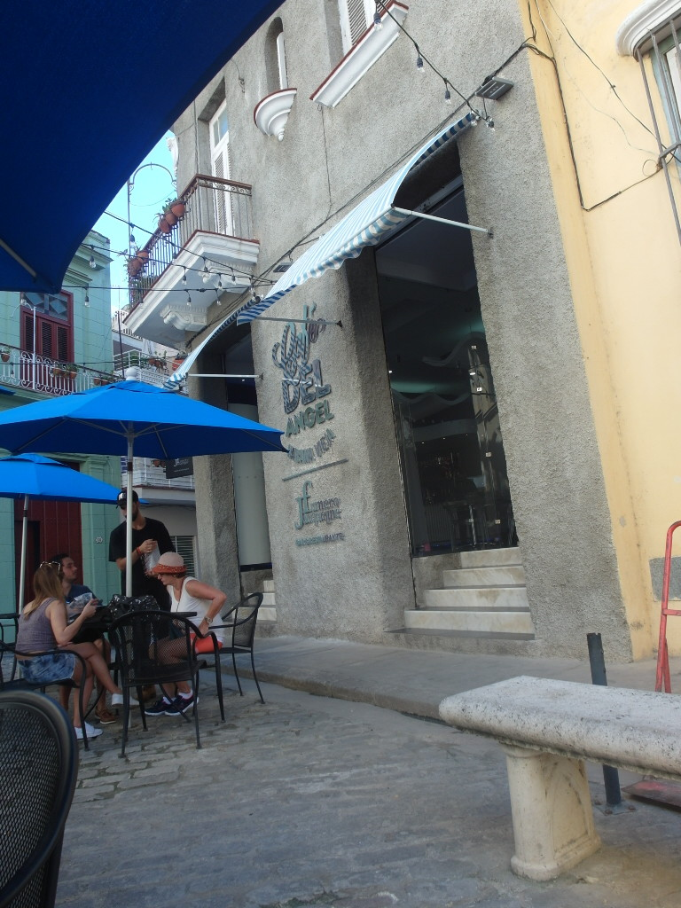 Cafe Del Angel (Fumero Jacqueline)