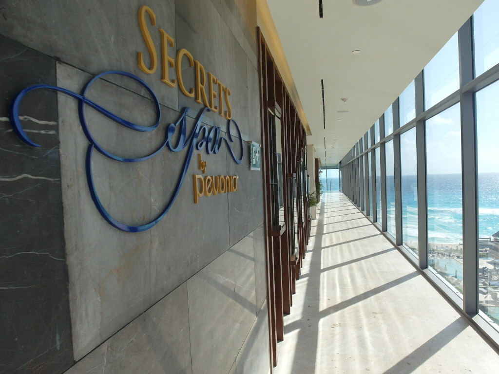 Secrets Spa Secrets The Vine Cancun