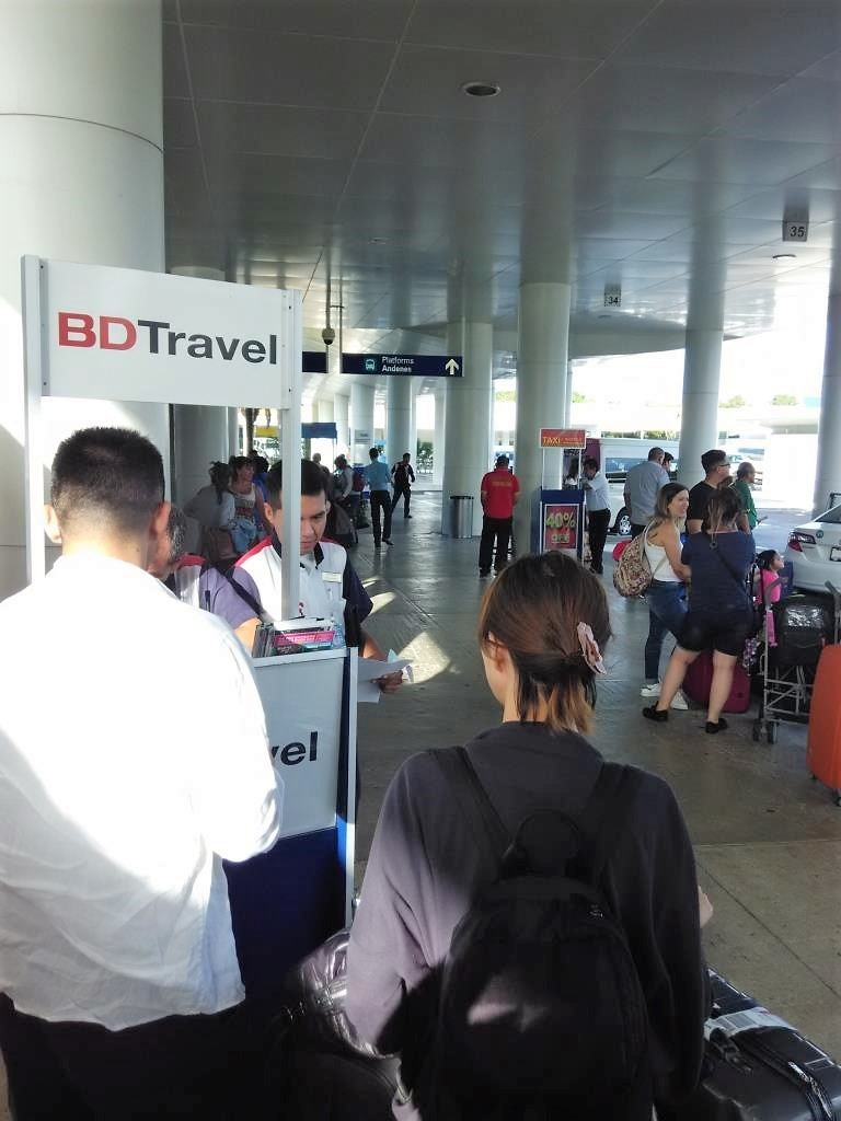 Best Day Transportation from Cancun Airport to Condominium Salvia Cancun