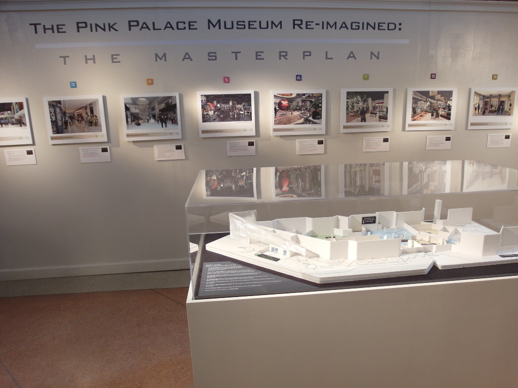 Pink Palace Museum of the Future