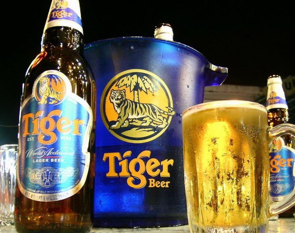 Tiger Beer & Meaning of Tiger Time