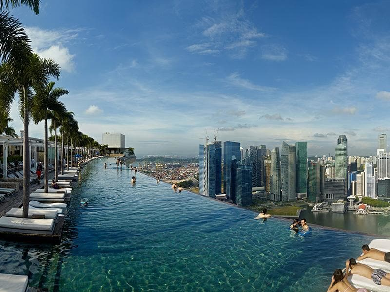 the 5 most expensive luxurious hotel suites in singapore