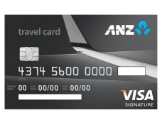 DBS Acquires ANZ Travel Visa Signature Credit Card