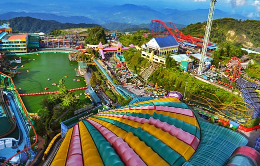 Genting Highlands Outdoor Theme Park
