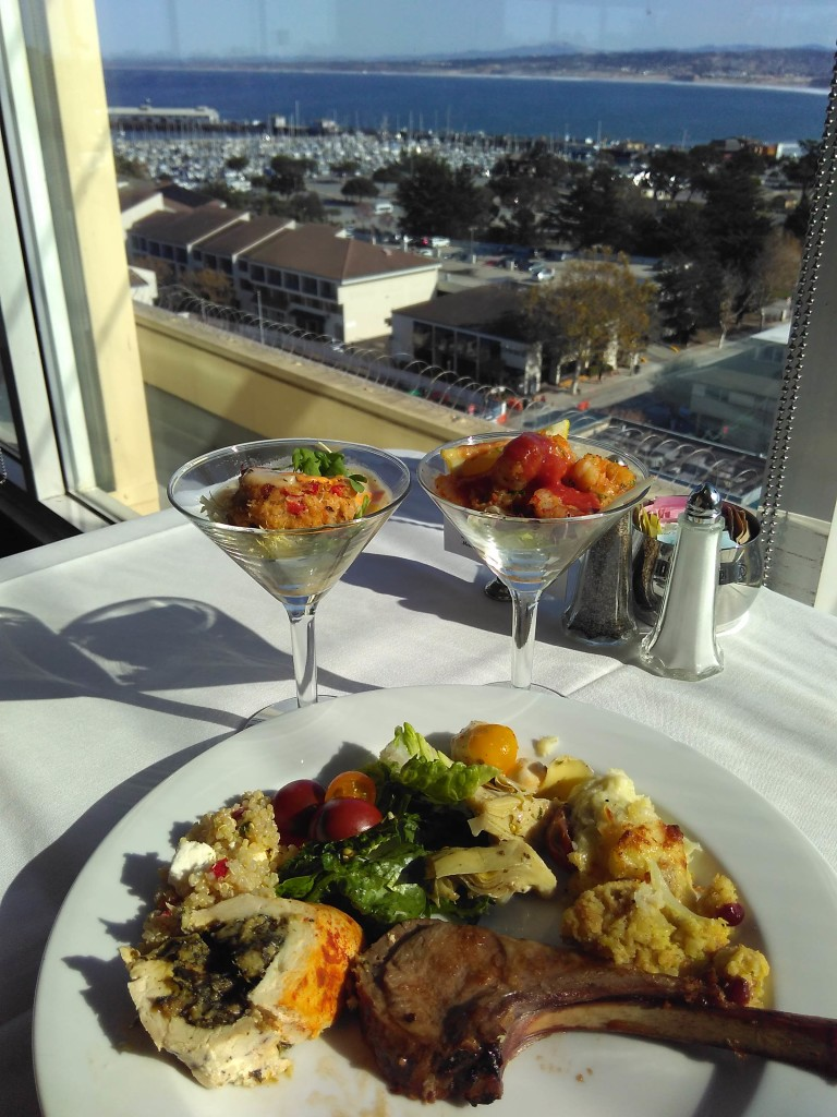 Thanksgiving Buffet with a View @ Monterey Marriott