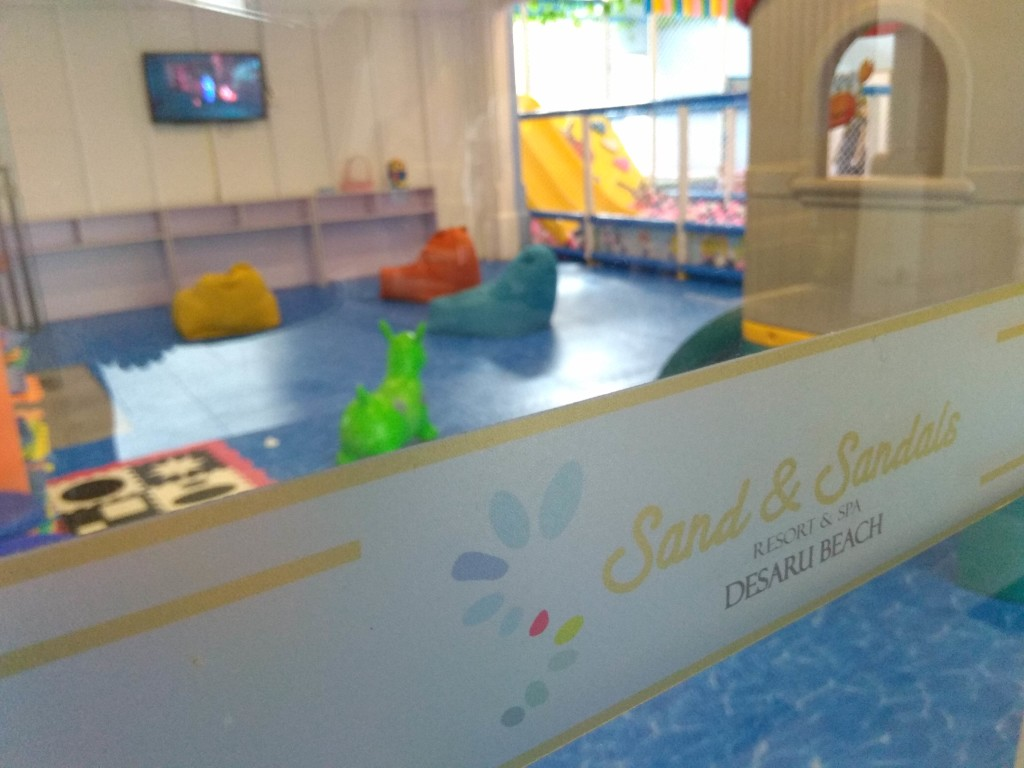 Sand and Sandals Desaru - Kids Playroom
