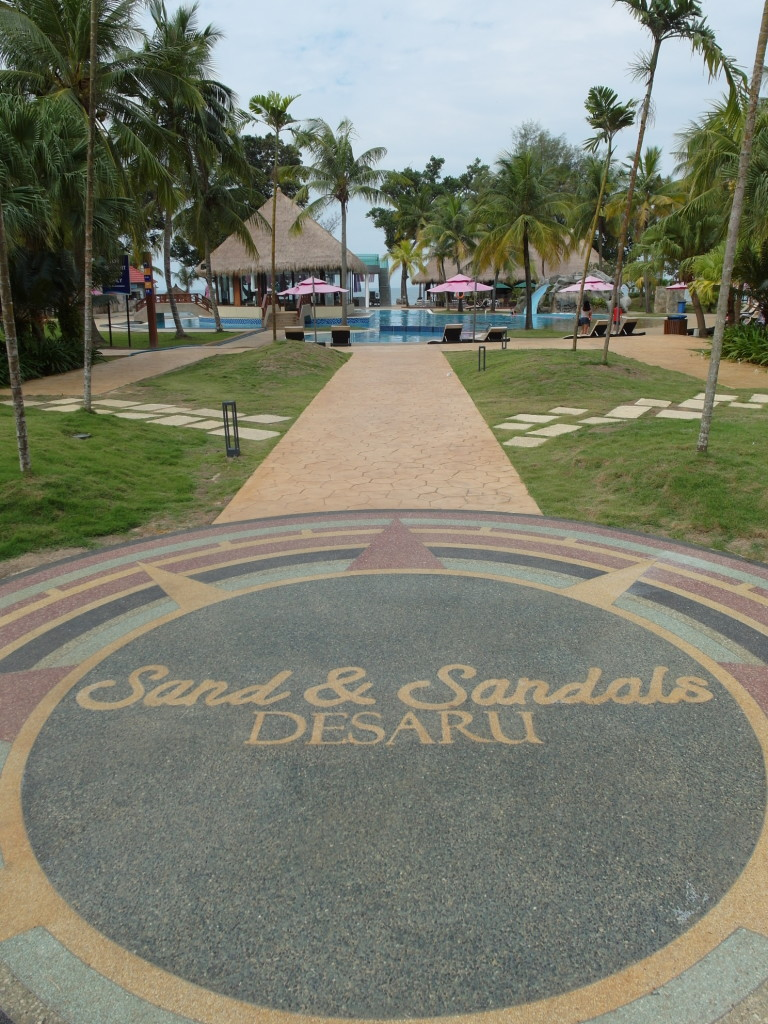 Sand & Sandals Desaru Resort & Spa