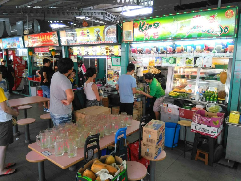 What to eat at Alexandra Village Food Centre