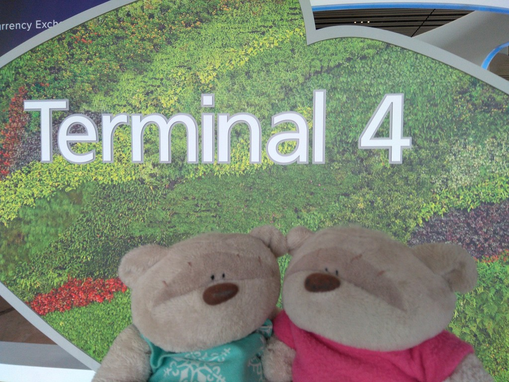 Changi Airport Terminal 4 Open House