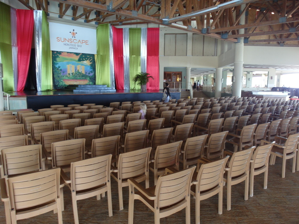Entertainment Venue Sunscape Splash Montego Bay Jamaica