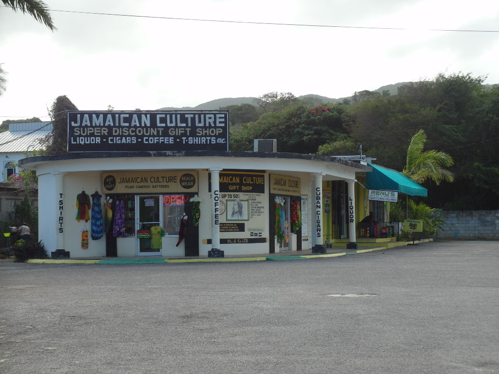 Jamaican Culture Gift Shop