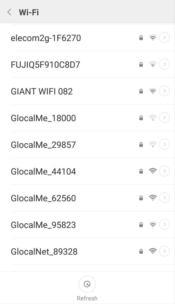 Lots of Glocalme users out there!