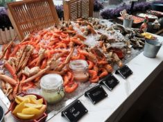 Food Exchange Seafood Counter Novotel Singapore on Stevens