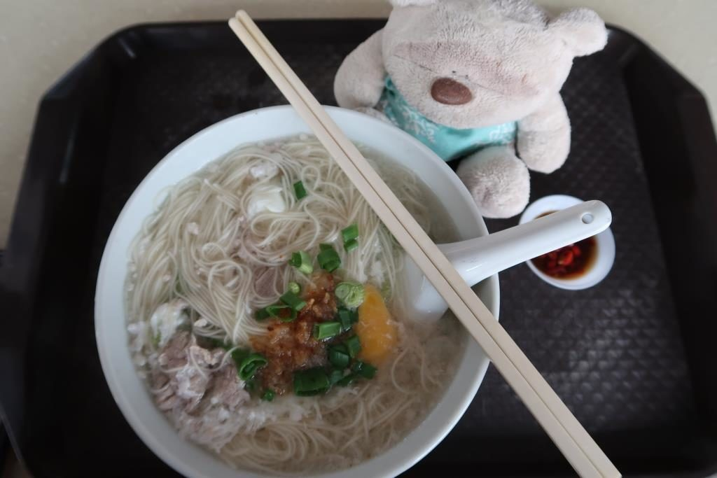 Mee Sua ($3) at 88 Congee Toa Payoh West Market and Food Centre