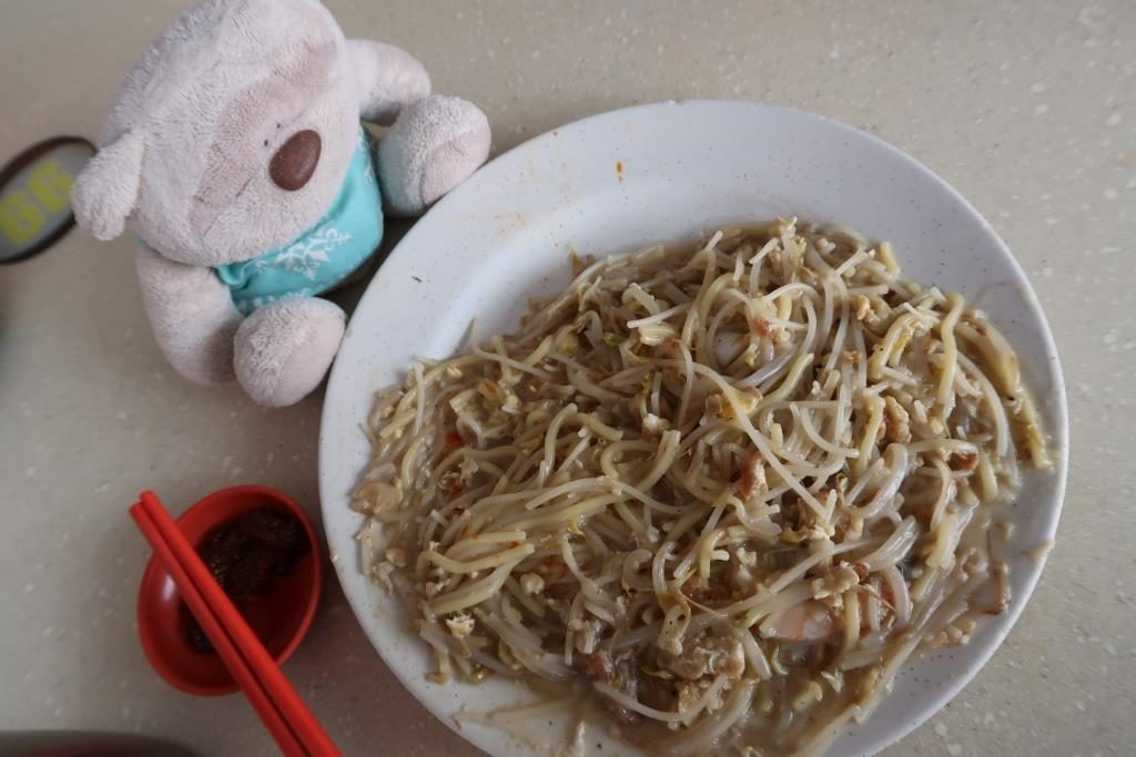 Come Daily Hokkien Mee ($4) Toa Payoh West Market and Food Centre