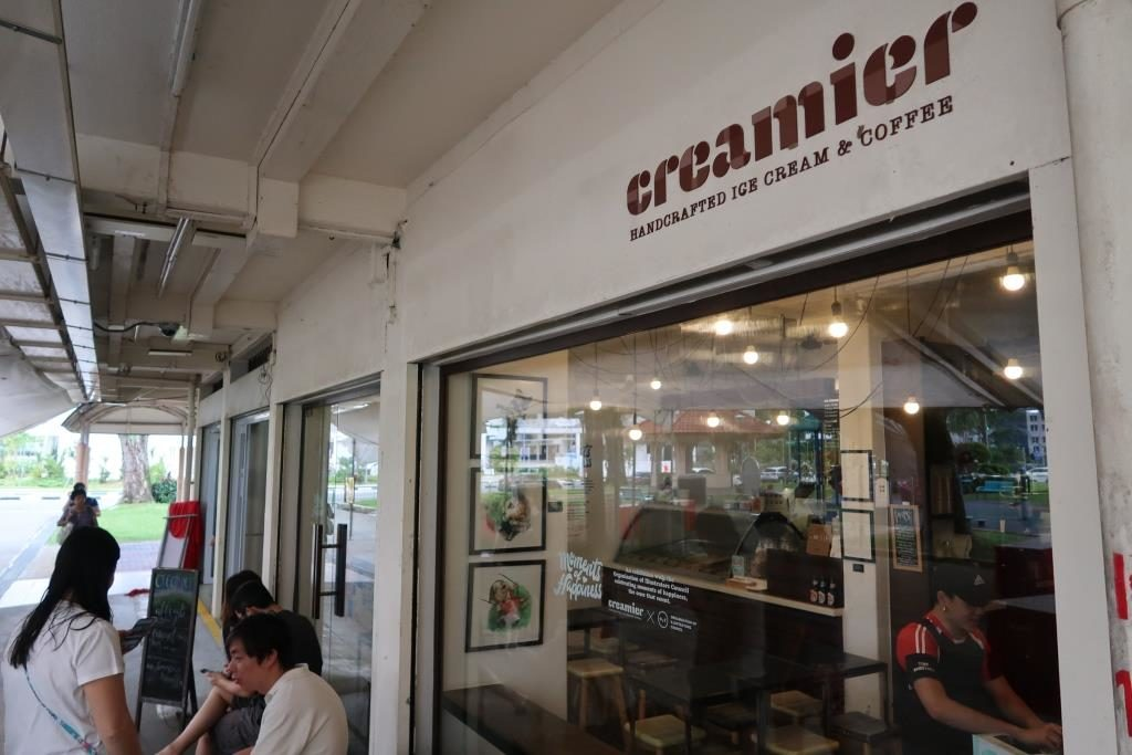Creamier Handcrafted Ice Cream And Coffee Toa Payoh