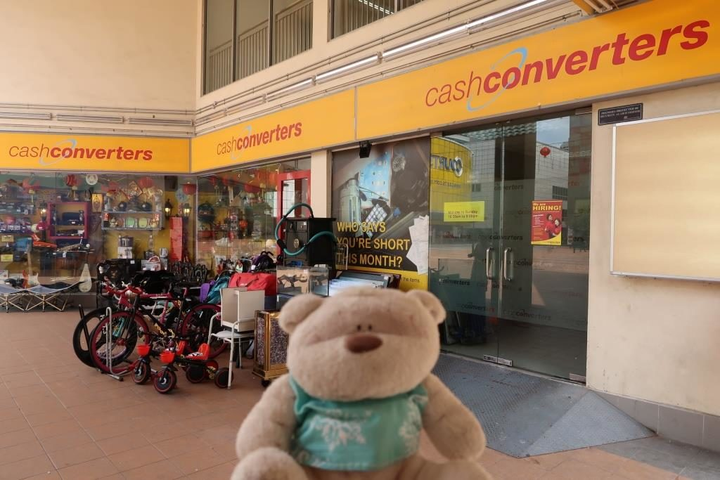 Cash Converters Toa Payoh: One of the largest Cash Converters in Singapore