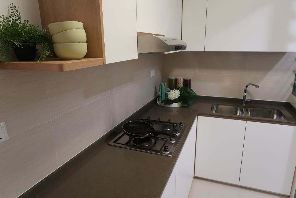 Kitchen  of 3 BR Layout at My Nice Home Gallery @ Toa Payoh HDB Hub