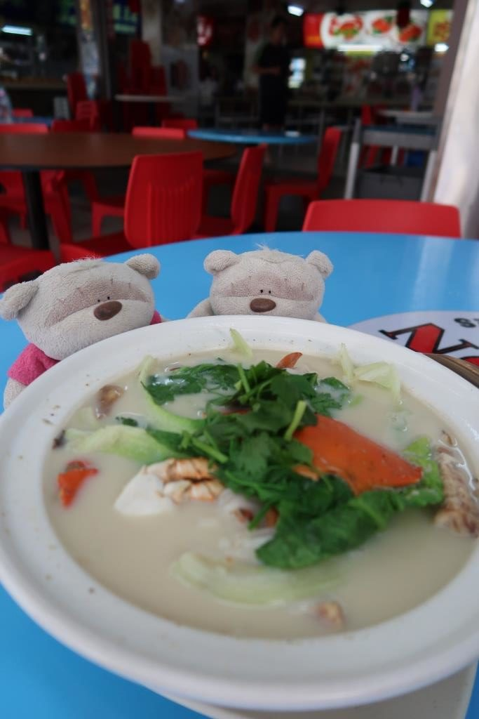 Don Signature Crab Bee Hoon with 2bearbear