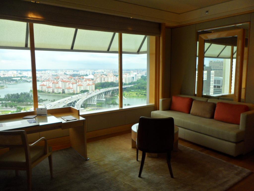 Ritz Carlton Singapore Staycation Simply Shiok