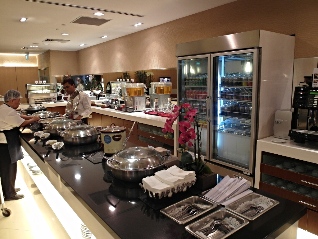 Sats Premier Lounge Free Entry With Your Anz Travel Card