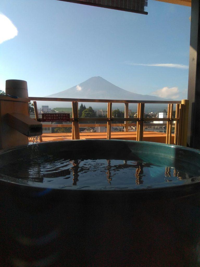 Mount Fuji Konansou Fuji Kawaguchiko In Room Onsen 768x1024 15 Travel Experiences and Things to do in Tokyo Japan!